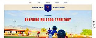 תבנית אתר וויקס לקבוצת ספורט