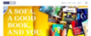 תבנית אתר וויקס להוצאת ספרים