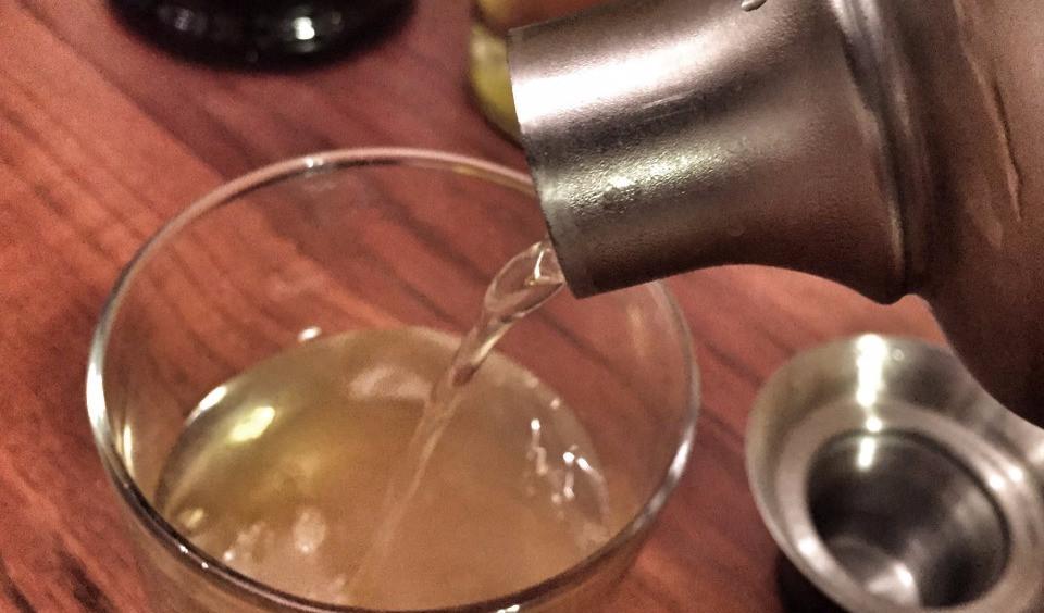 drink com hidromel sour