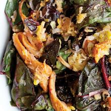 Melhorando a sua salada com hidromel