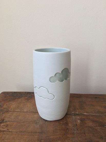 Cloud Cylinder - Celadon