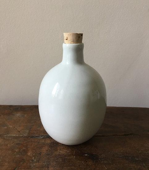 Orb Vase - White