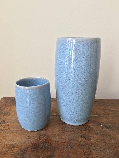 Cylinder Set - Azure