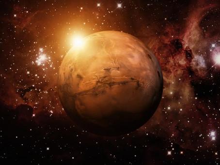 La Planète Mars a repris sa marche directe Ouf ! Délivré, libéré !