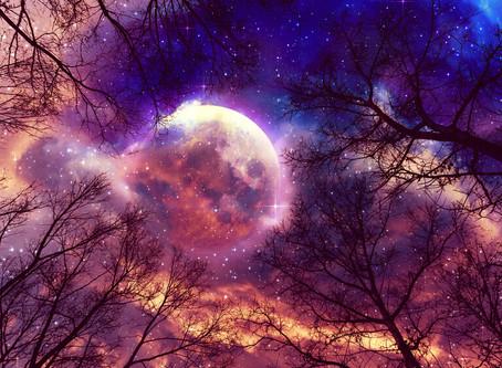 A Chaque  Pleine Lune son Nom et son Mois