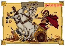 Mars en Capricorne du 16 février au 30 mars Accrochez vous !