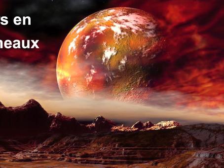 La planète Mars dans le Signe du Gémeaux du 4 Mars au 23 Avril. Changement d'ambiance, Ouf !