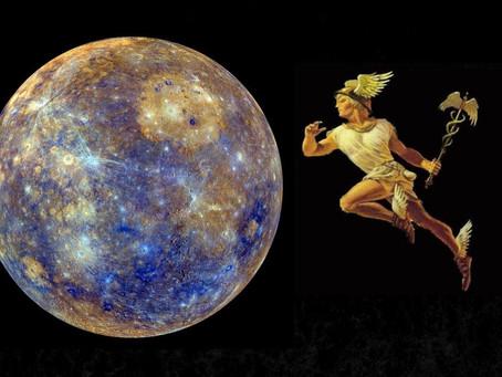 La Planète Mercure dans le Signe du Bélier du 11 avril au 27 avril