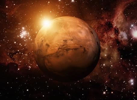 La Planète Mars dans le Signe du Verseau  du 31 mars au 13 mai. Vive la Liberté d'action
