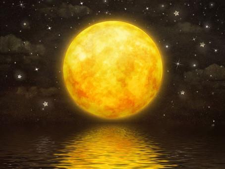 La Pleine Lune du vendredi 19 avril 2019