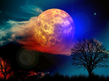 Nouvelle Lune du 23 avril 2020 en Taureau                Ça va Chauffer !!!