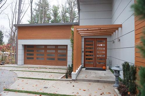Custom Entry And Garage Doors: Starting at