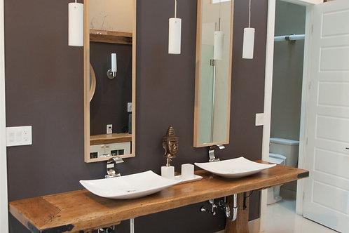 Custom Bathroom Vanity: Starting at