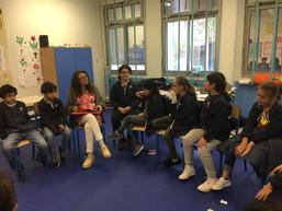 Atelier Philoscène Ecole Alliance Rachi 2018
