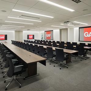 GAF Headquarters Divisible Room