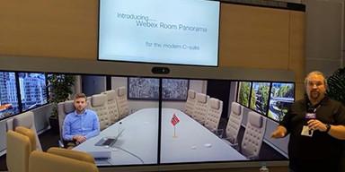 3. Cisco Webex Room Panorama