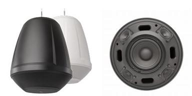 9. QSC AD-P.HALO Pendant Sub/Sat Loudspeaker