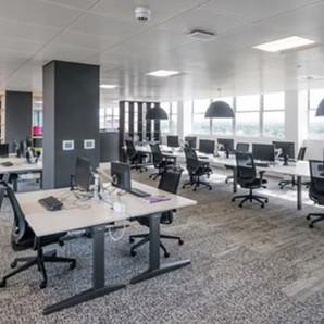 VF Corporation HQ Open Area