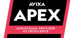 Verrex Renews its AVIXA APEX Certification