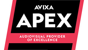 Verrex Renews its AVIXA APEX Certification