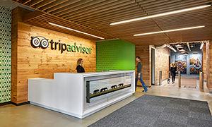 TripAdvisor Reception AV