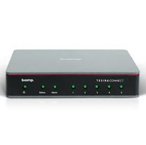 #1. Biamp TesiraCONNECT