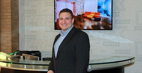 Verrex Welcomes George Maniatis as Boston Account Executive