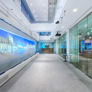 Havas Headquarters Presentation Room