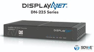5. DVIGear DN-225 Transmitters & Receivers