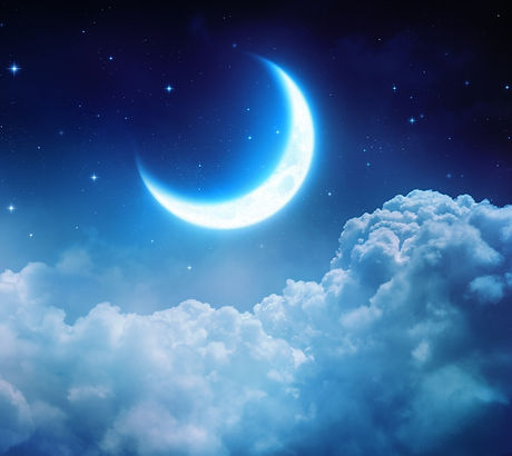 Moon-in-blue-sky-over-clouds-for-sleep-a