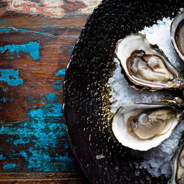 Creuse oester