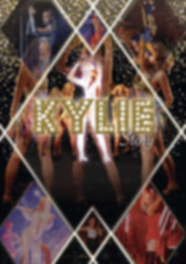 Kylie On Show Kylie Minogue tribute Kylie story