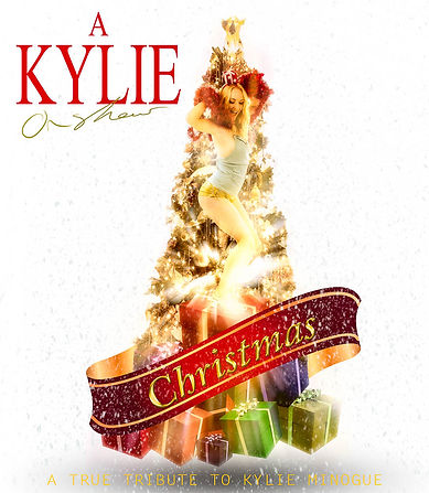 kylie on show kylie minogue tribute Christmas