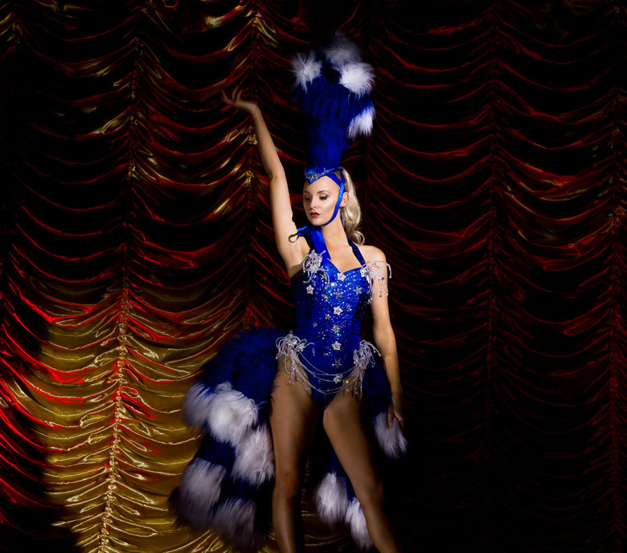 Kylie On Show Kylie Minogue tribute showgirl