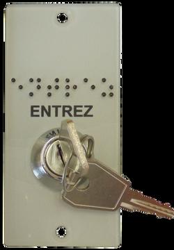 BP0017 - Interrupteur à clé