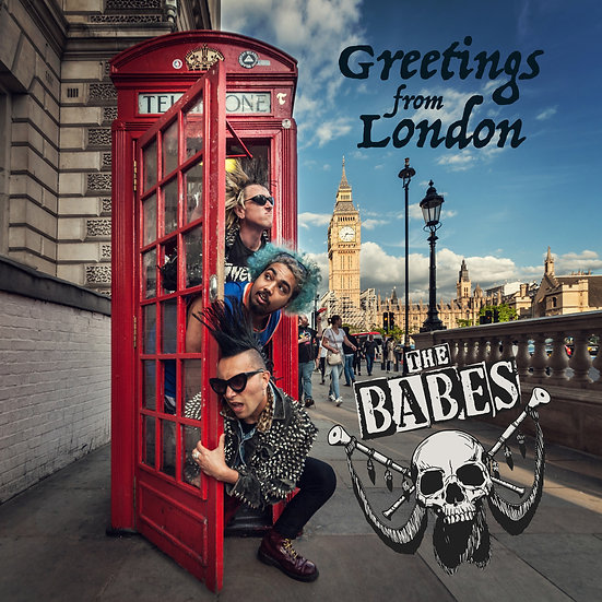 Grettings from London C.D.