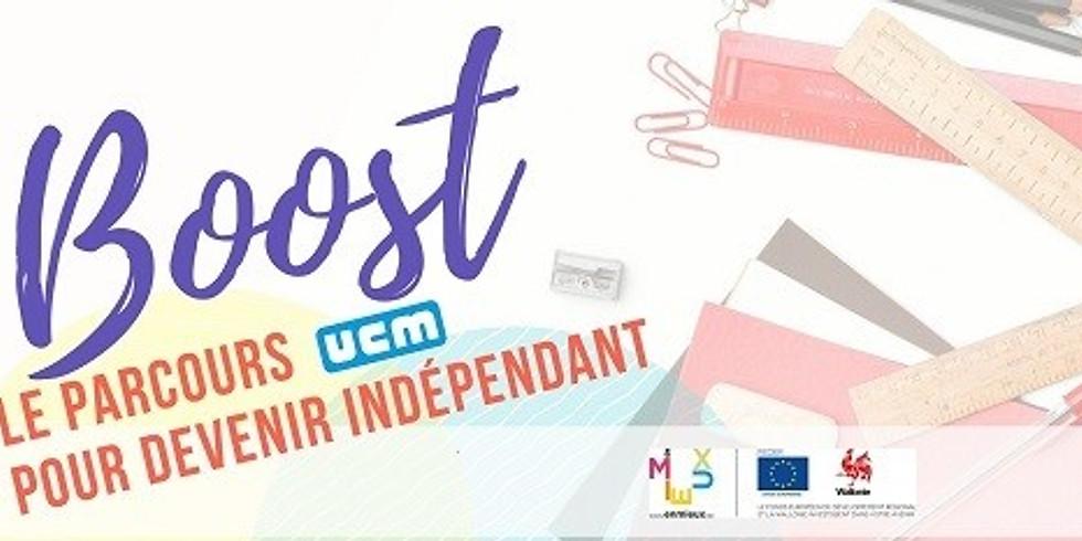 Boost - LE parcours pour devenir indépendant