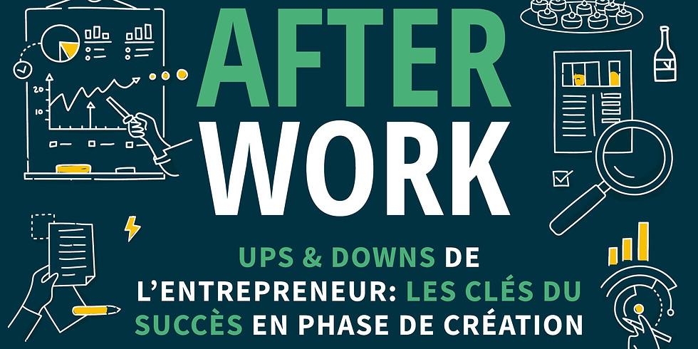 Ups & downs de l'entrepreneurs: les clés du succès en phase de création