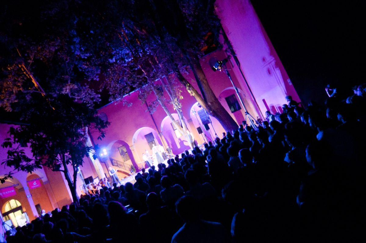 Cortile Teatro del Baraccano