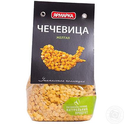 """Крупа """"Чечевица"""" (Ярмарка) 350 г"""