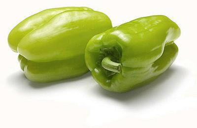 Перец Болгарский зелёный 1 кг.
