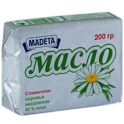 """Масло сливочное """"Ромашка"""" 200гр."""