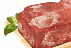 Печень говяжья заморож. 1 кг.
