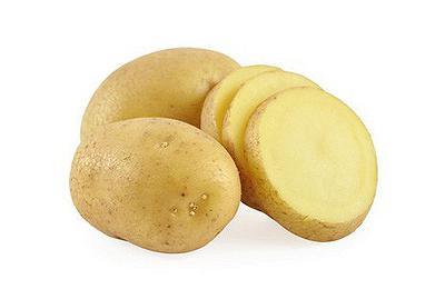 Картофель молодой 1кг.