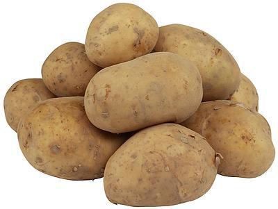 Картофель желтый 1 кг.