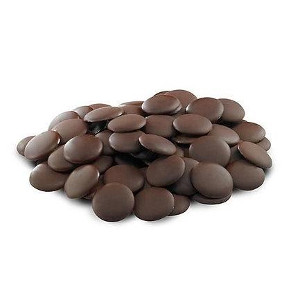 Глазурь шоколадная (черные диски)