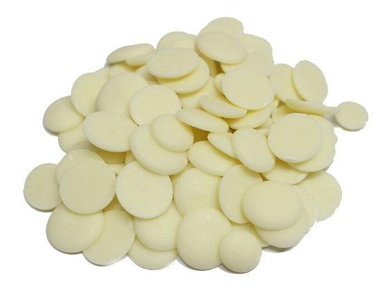 Глазурь шоколадная (белые диски)