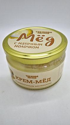 Крем-мёд с Маточным молочком 1б.