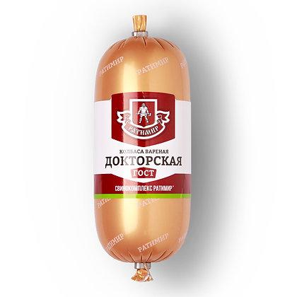 """Колбаса вареная """"Докторская"""" (Ратимир) 1кг."""