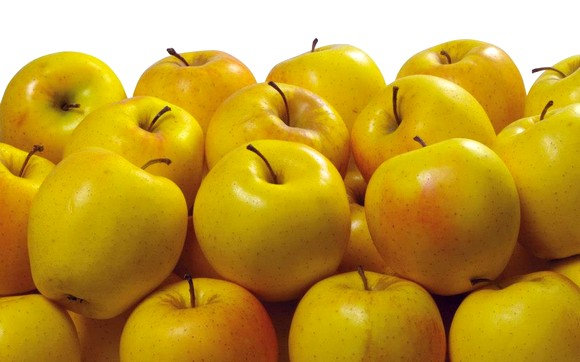 """Яблоки """"Банановые"""""""